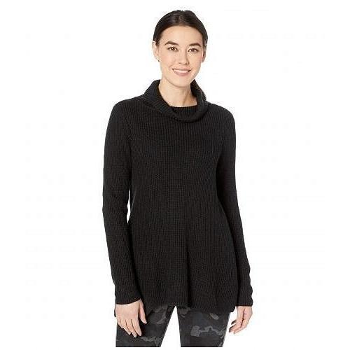 最安値 NIC+ZOE ニックアンドゾー West レディース 女性用 女性用 ファッション セーター Petite West Side Side Sweater - Black Onyx, フロームラボショップ:b6a21316 --- theroofdoctorisin.com