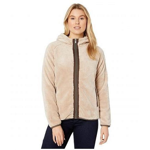 ファッションなデザイン Ariat アリアト レディース 女性用 ファッション アウター ジャケット コート フリース ソフトシェル Dulcet Full Zip Sweatshirt - Covert Beige, TULB-R shop 6d44dd91