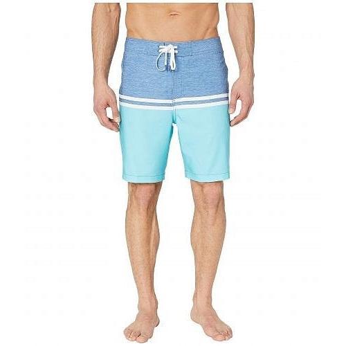 Southern Tide メンズ 男性用 スポーツ・アウトドア用品 水着 Breakerzone Water Shorts - Pompeii 青