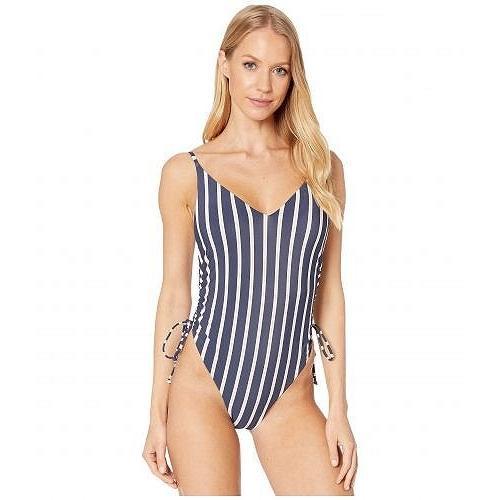 Roxy ロキシー レディース 女性用 スポーツ・アウトドア用品 水着 ワンピース Print Beach Classics Fashion One-Piece Swimsuit - Evening Sand Sporty