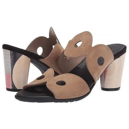 Arche アルシュ レディース 女性用 シューズ 靴 ヒール Leanya - Sand/Noir