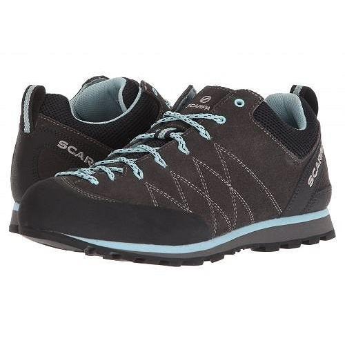 100%正規品 SCARPA スカルパ スカルパ レディース 女性用 シューズ 靴 スニーカー 運動靴 SCARPA Crux Shark/Blue - Shark/Blue Radiance, ものうりばPlantz:0d00669f --- chizeng.com