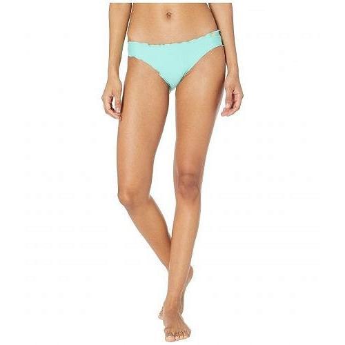 Luli Fama ルリファーマ レディース 女性用 スポーツ・アウトドア用品 水着 Cosita Buena Full Ruched Back Bikini Bottom - Agua Dulce