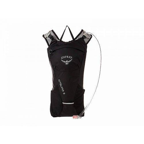 Osprey オスプレイ レディース 女性用 スポーツ・アウトドア用品 バックパック Kitsuma 3 - Black