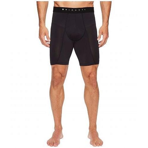 Rip Curl リップカール メンズ 男性用 スポーツ・アウトドア用品 水着 Aggroskin Surf Shorts - 黒