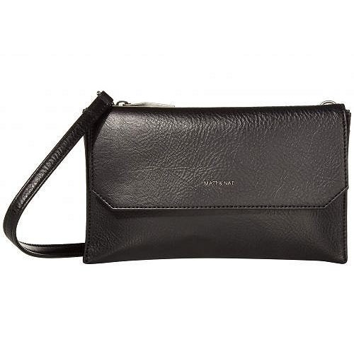 Matt & Nat レディース 女性用 バッグ 鞄 バックパック リュック Suky Dwell - 黒