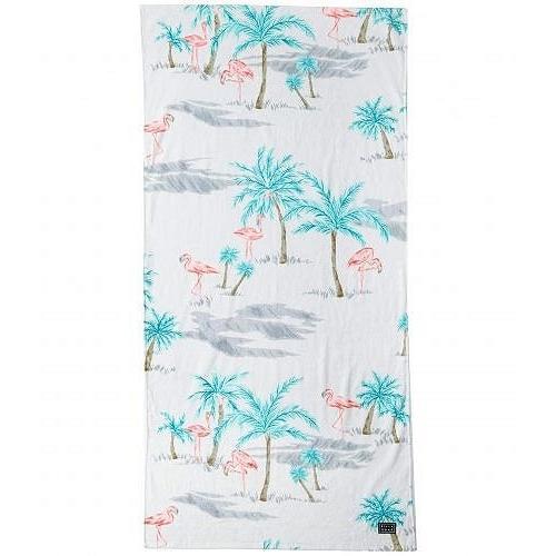 Billabong ビラボン メンズ 男性用 スポーツ・アウトドア用品 水泳 サーフィン ビーチタオル Waves Towel - グレー