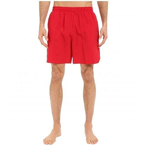 TYR ティーワイアール メンズ 男性用 スポーツ・アウトドア用品 水着 Classic Deck Swim Shorts - 赤