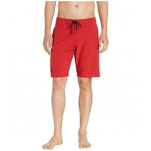 O'Neill オニール メンズ 男性用 スポーツ・アウトドア用品 水着 Hyperfreak Lifeguard Swimshorts - 赤