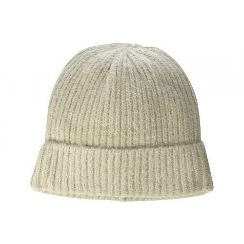 Hat Attack ハットアタック レディース 女性用 ファッション雑貨 小物 帽子 ビーニー ニット帽 Lodge Beanie - Oat