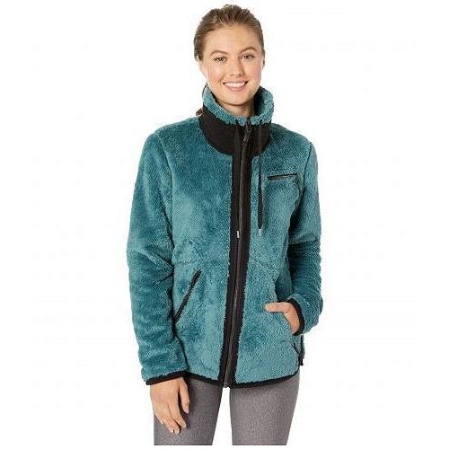 人気カラーの Obermeyer オーバーメイヤー レディース 女性用 ファッション アウター ジャケット コート フリース ソフトシェル Britt Fleece Jacket - Sage, ナガオカキョウシ f49ed288