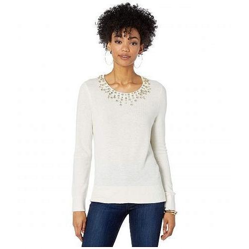人気アイテム Lilly Pulitzer リリーピューリッツァー Sweater レディース 女性用 ファッション - セーター Odetta Coconut Sweater - Coconut, ヤベマチ:3ee728e9 --- theroofdoctorisin.com