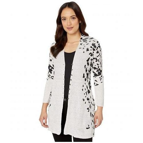 最上の品質な NIC+ZOE ニックアンドゾー レディース レディース 女性用 On ファッション セーター Petite - Spot On Cardigan - Pink Multi, メーカー直販 第一ビニール(株):84e90043 --- theroofdoctorisin.com