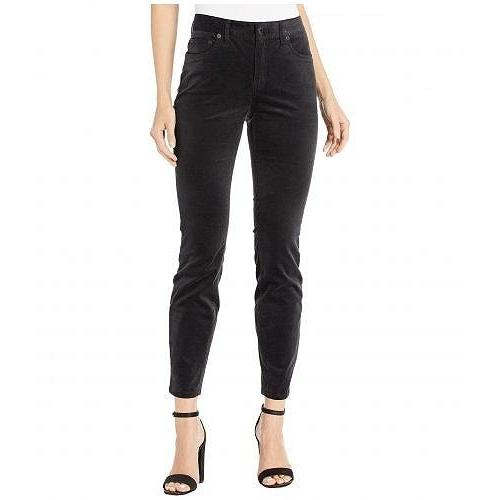 豪華 Vineyard Vines ヴィニヤードヴァインズ レディース 女性用 女性用 ファッション パンツ ズボン Jamie Jamie High-Rise High-Rise Velveteen Pants - Jet Black, カワチムラ:844b0693 --- levelprosales.com