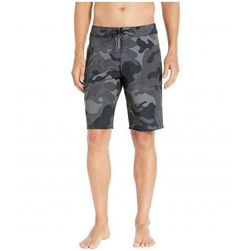 Billabong ビラボン メンズ 男性用 スポーツ・アウトドア用品 水着 All Day Camo Pro - 黒 Camo