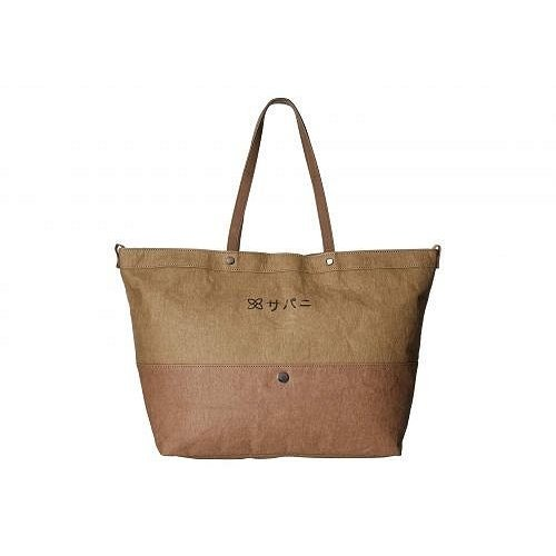 Sherpani シェルパニ レディース 女性用 バッグ 鞄 トートバッグ バックパック リュック Mai - Olive/褐色