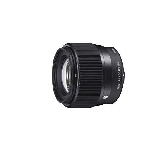 SIGMA 56mm F1.4 DC DN | Contemporary C018 | Micro Four Thirds用 | ミラーレス