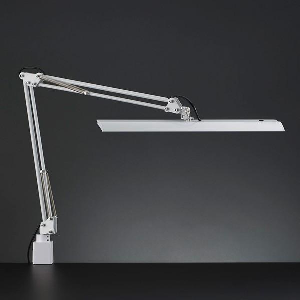 山田照明 YAMADA ゼットライト LEDデスクスタンド 照明器具 Z10N-W ホワイト ホワイト