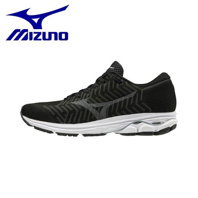 ミズノ メンズ レディース ランニングシューズ ウエーブニットR2 スニーカー 靴 軽量 MIZUNO WAVE ユニセックス J1GD1829 MI