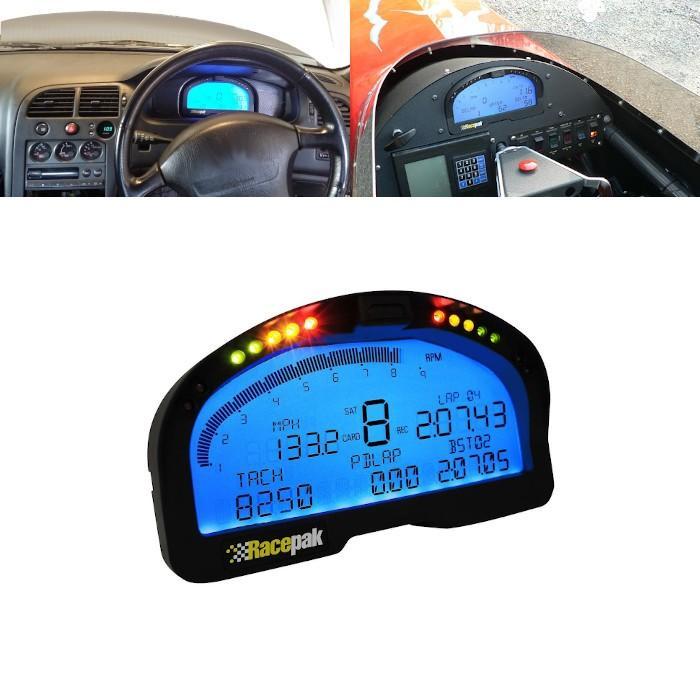 メーター ディスプレイ RACEPAK 250-DS-IQ3 IQ3
