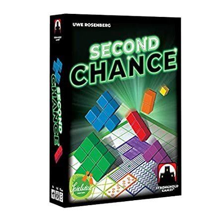 Indie Boards and Cards Second Chance 2nd Edition ...