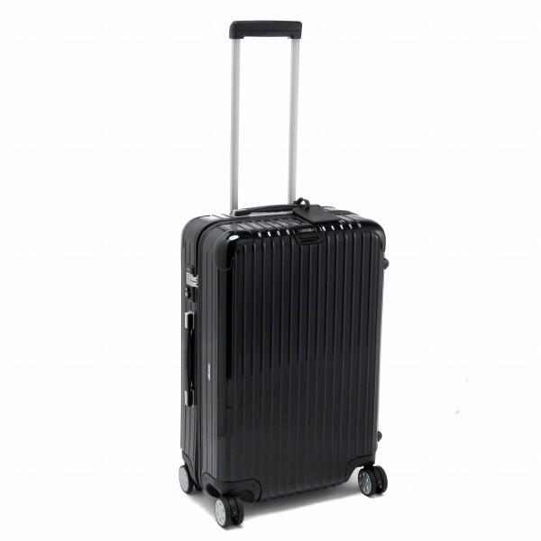 リモワ/RIMOWA キャリーバッグ メンズ SALSA DELUXE スーツケース 58L ブラック 87063 83063504-0001-0001