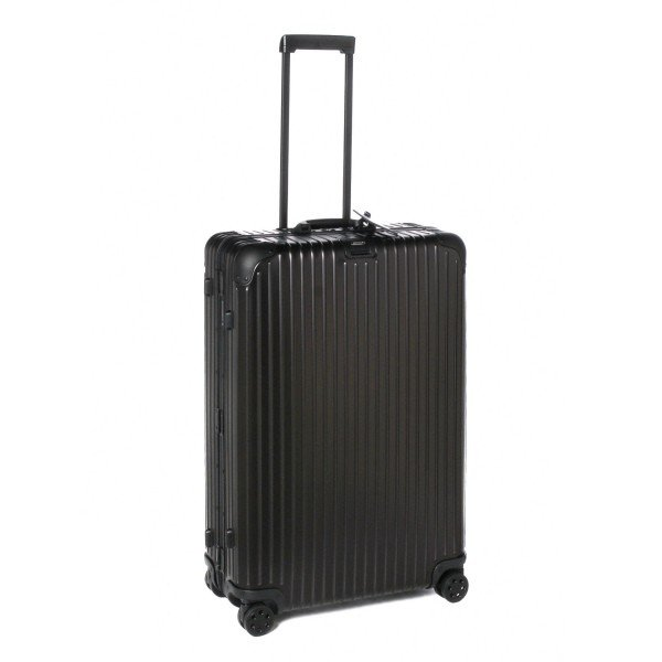 リモワ/RIMOWA キャリーバッグ メンズ TOPAS STEALTH スーツケース ブラック 98L NEWモデル92477014-0002-0001