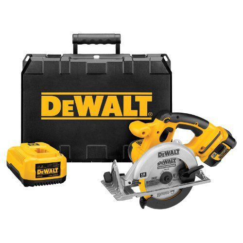DEWALT(デウォルト) DCS390L 18V コードレス XRP リチウムイオン サーキュラーソーキット