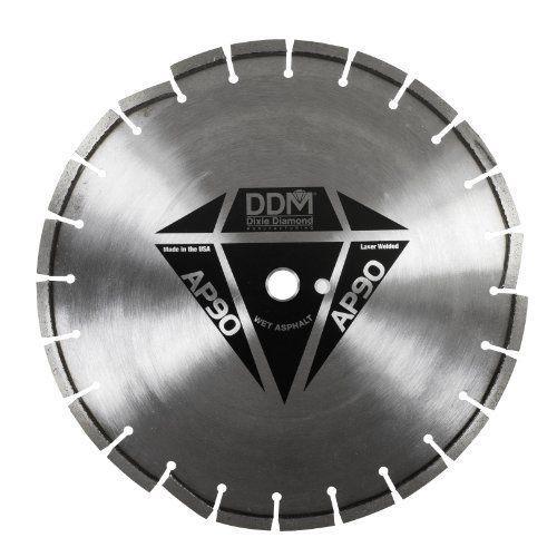 Dixie ダイアモンド Manufacturing AP9014125 アスファルト プレミアム Grade for Wet カッティング, 14