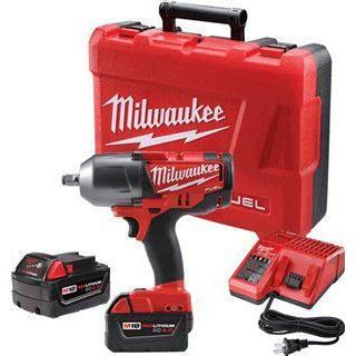 """Milwaukee(ミルウォーキー) 2763-22 M18 FuelTM High トルク1/2"""" インパクトレンチ"""