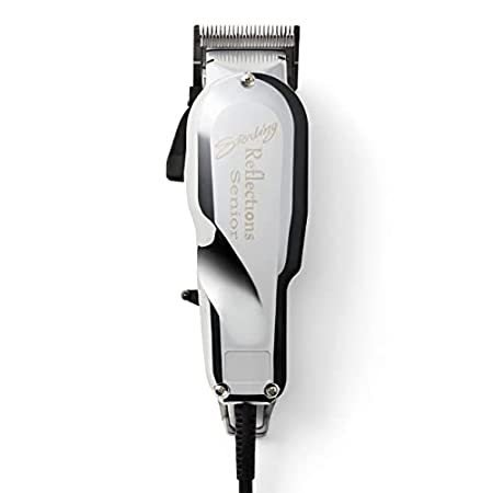 Wahl Professional Reflections Senior Clipper with Metal Housing, Chrome Lid#8501 Parallel input product