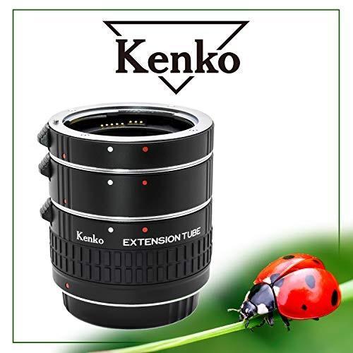 新品即決 Kenko Auto Extension Tube Set Canon DG for Canon EOS EOS Kenko Lenses A-EXTUBEDG-C【並行輸入品】, 邑楽町:d6508bca --- grafis.com.tr