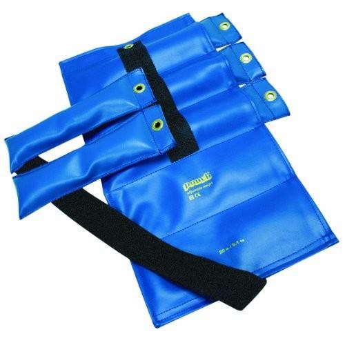 激安の the Cuff 10-0304 Pouch and Variable Wrist Cuff and 4 Ankle Weight, 20 lb, 5 x 4 lb Inserts, Blue【並行輸入品】, 日本じゅうたん:c1a1feb7 --- airmodconsu.dominiotemporario.com
