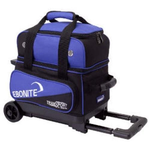 特別価格 Ebonite Transport I Bowling Black/Blue Bag, Bowling Ball Bag, Black/Blue 並行輸入品, 画材ショップ カワチ:645fb36a --- persianlanguageservices.com