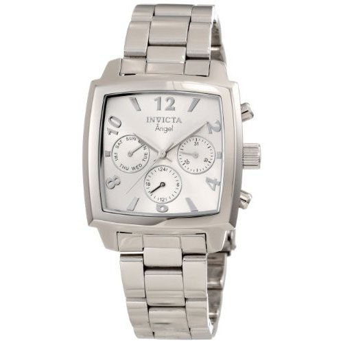 【30%OFF】 インビクタ Invicta Invicta Women's 12100 インビクタ Angel Silver Dial Stainless Steel Dial Watch 並行輸入品, 【はこぽす対応商品】:9ea2df65 --- airmodconsu.dominiotemporario.com