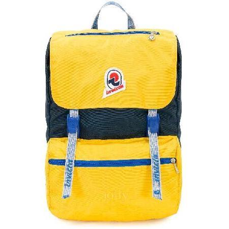 【最安値挑戦!】 Backpack pocket INVICTA - Italian JOLLY LT III VINTAGE - Yellow original - Laptop pocket ? casual 18 LT - Italian Design【並行輸入品】, ヤチヨチョウ:10ad62c1 --- fresh-beauty.com.au