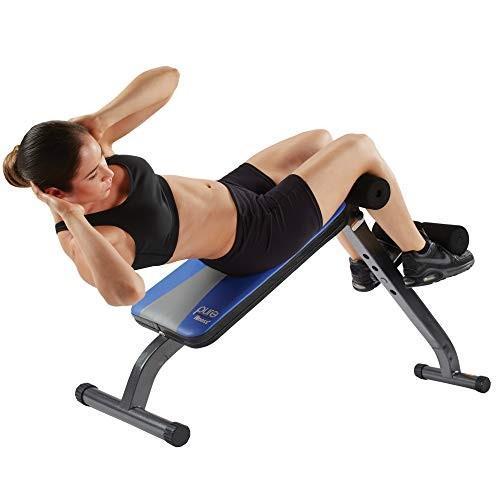 最上の品質な Pure Fitness Adjustable Ab Crunch Sit-Up Bench for toning and training, Foldable and Adjustable Design【並行輸入品】, kagu*kagu 家具と雑貨のお店 33ef8ffa