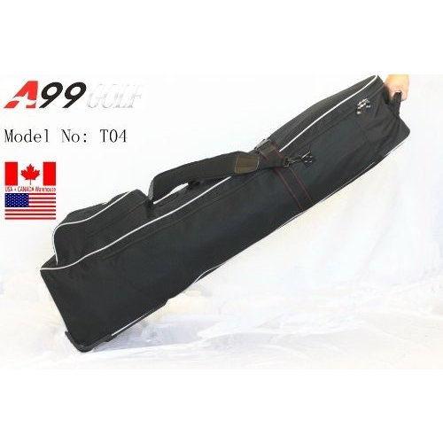 贅沢屋の A99 Golf T04 Golf bag Travel cover wheeled rolling NEW 49
