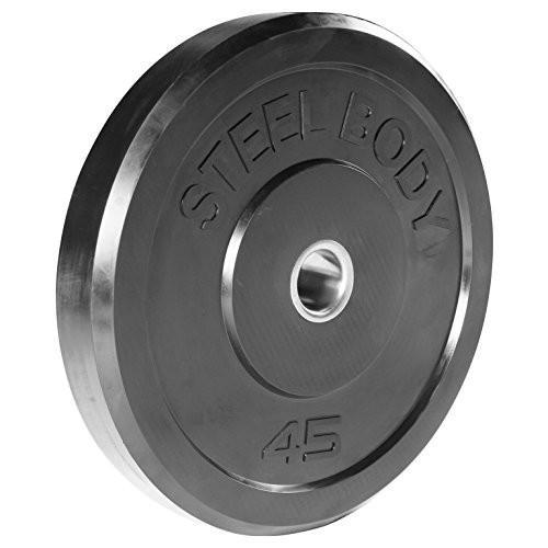 偉大な Steelbody Olympic Weights, 45-Pound【並行輸入品】, 北尾化粧品部 d94715b8