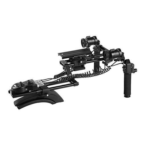憧れ Movo Shoulder MFF400 DSLR Zoom Shoulder Rig with Motorized Follow Control Focus and Zoom Control - Camera Shoulder Mount for DSLR Cameras【並行輸入品】, ジュエリー アヴァンティ:62842e5f --- viewmap.org