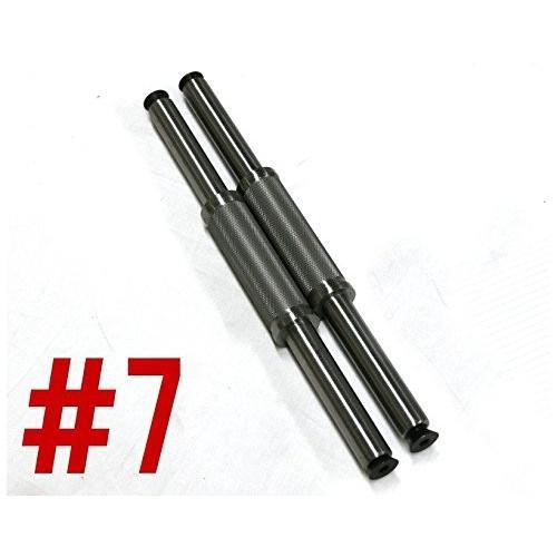 流行 Best Dumbbell Handles   Adjustable, CFF Fat Pro Style SDH 7 Fits Fat Grip Dumbbell Handles w/a 38mm Diameter Grip (1.5