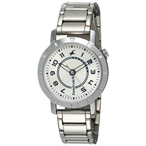 【ギフト】 Fastrack Women's Fastrack Fashion-Casual Analog Strap Watch-Quartz Mineral Dial -Black - Multifunction -Black Leather Strap 並行輸入品, 伝統工芸ギフトショップ 什物堂:686c1937 --- airmodconsu.dominiotemporario.com