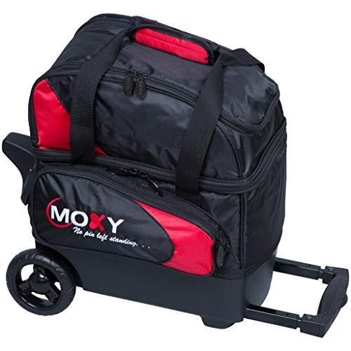 柔らかい Moxy Bowling 並行輸入品 Products Single Deluxe Deluxe Roller Moxy Bowling Bag- Red/Black 並行輸入品, おしゃれ雑貨TKコレクション:b73e9aeb --- airmodconsu.dominiotemporario.com
