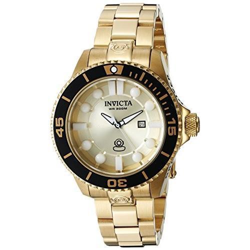 【待望★】 インビクタ Pro Invicta Gold Women's 19823 Pro Diver Analog Display Swiss Analog Quartz Gold Watch 並行輸入品, ヘキチョウ:fc032614 --- airmodconsu.dominiotemporario.com