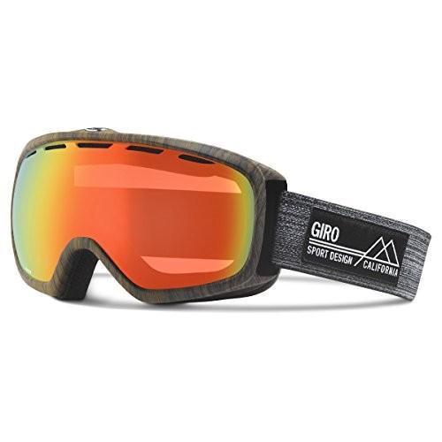 都内で Giro Basis Snowboard Ski Goggle Woodgrain - Persimmon Blaze【並行輸入品】, ハサママチ 092bc64b
