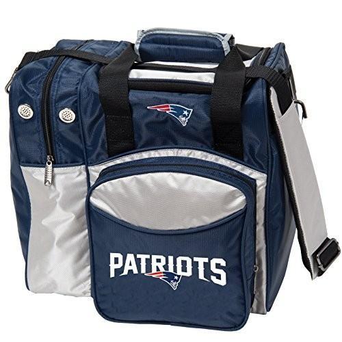 ビッグ割引 KR Strikeforce KR Single New England Patriots Patriots Single Bowling Bag, Multicolor 並行輸入品, ジェムバザール:2bda2269 --- persianlanguageservices.com