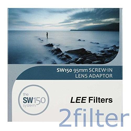 豪華 Lee Filters SW150 95mm SW150 Screw-in Lens Adapter Filters for SW150 Adapter Mark II Holder【並行輸入品】, Lumiebre(ルミエーブル):385bb5cc --- grafis.com.tr