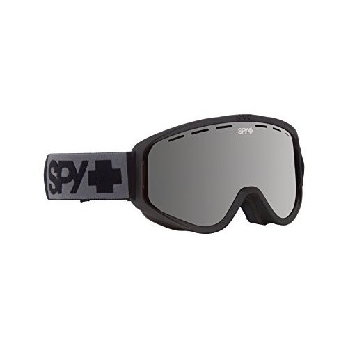 2019年春の Spy Optic Woot 313346374207 Snow Goggles, One Size (Matte Black Frame/Silver Lens)【並行輸入品】, はぴねすくらぶ 6f728887