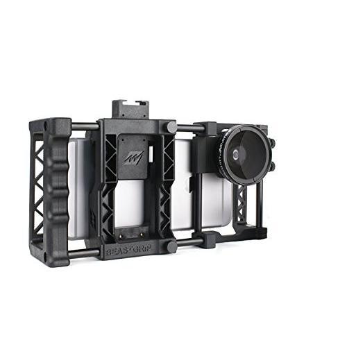人気ブランドを Beastgrip Wide Pro + Wide Angle Lens Bundle + Lens【並行輸入品】, 雑貨屋 Re 1em rue de ambience:6624a000 --- grafis.com.tr