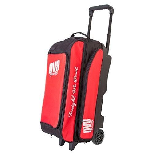 魅力的な DV8 Freestyle Triple Roller Triple Freestyle Bowling 並行輸入品 Bag, Red 並行輸入品, ナジェール:ee60453c --- persianlanguageservices.com
